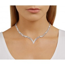 DIAPASON ALL-AROUND V NECKLACE