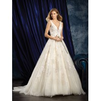 Alfred Angelo Sapphire #968